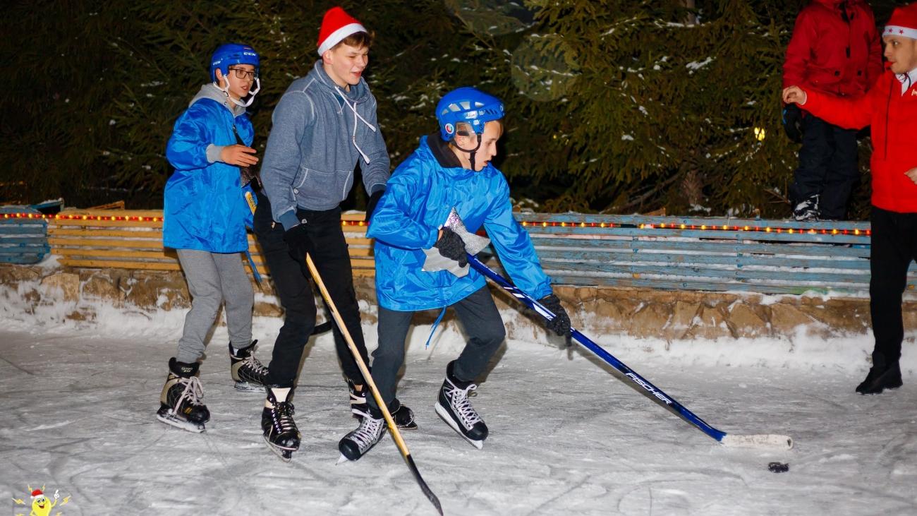 Открытие зимних малых олимпийских игр